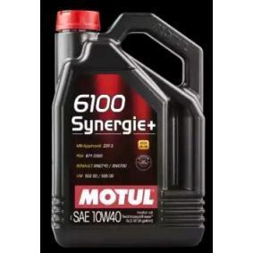 двигателно масло 10W-40 (101491) от MOTUL купете онлайн