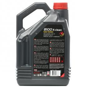 Aceite de motor 102051 von MOTUL recambios de calidad