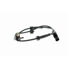 Sensor, Raddrehzahl VEMO Art.No - V70-72-0046 OEM: 4545E1 für PEUGEOT, CITROЁN, VOLVO, ALFA ROMEO kaufen