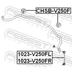 Stabistange 1023-V250FL FEBEST