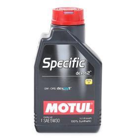 102638 Motorenöl von MOTUL hochwertige Ersatzteile
