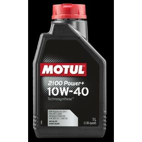 TOYOTA CELICA Motorenöl 102770 von MOTUL Original Qualität