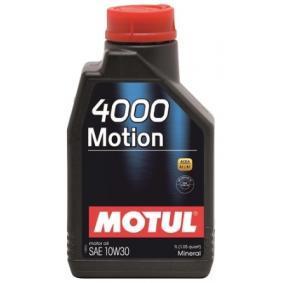 ACEA B1 двигателно масло (102813) от MOTUL поръчайте евтино
