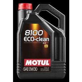 SAE-0W-30 Моторни масла MOTUL 102889 онлайн магазин