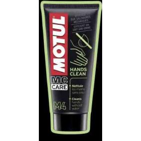 Encomende 102995 Produto de limpeza das mãos de MOTUL