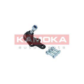 3 (BK) KAMOKA Disco de freno 103178