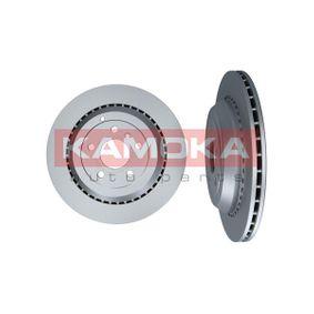 Спирачен диск KAMOKA Art.No - 103228 OEM: 1644231112 за MERCEDES-BENZ, DAIMLER купете