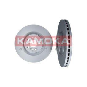Спирачен диск KAMOKA Art.No - 103315 OEM: 1644210512 за MERCEDES-BENZ купете
