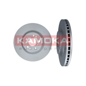 Спирачен диск KAMOKA Art.No - 103317 OEM: 1644211312 за MERCEDES-BENZ купете