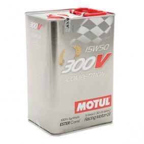 Olio motore SAE-15W-50 (103920) di MOTUL comprare online