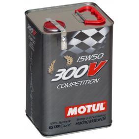 SAE-15W-50 Olio motore MOTUL 103920 negozio online