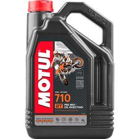 Olio 100% sintetico 104035 dal MOTUL di qualità originale