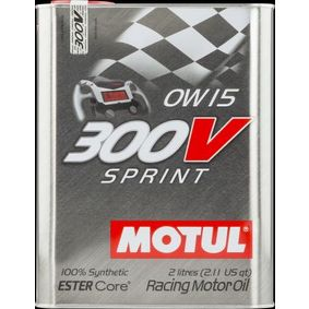 SAE-0W-15 Motoröl MOTUL 104238 Online Shop
