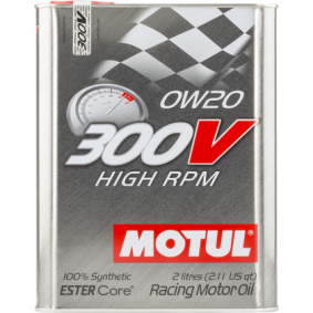 Aceite de motor SAE-0W-20 (104239) de MOTUL comprar online