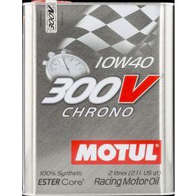 SAE-10W-40 Olio motore MOTUL 104243 negozio online