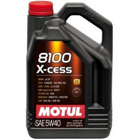 SAE-5W-40 Motorolaj MOTUL 104256 online áruház