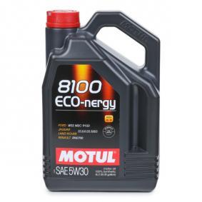 ACEA B5 Engine Oil (104257) from MOTUL order cheap