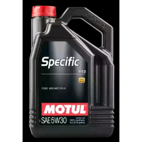 LAND ROVER RANGE ROVER EVOQUE Engine Oil (104560) from MOTUL buy at low price