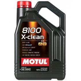 MB 229.51 MOTUL Двигателно масло, Art. Nr.: 104720