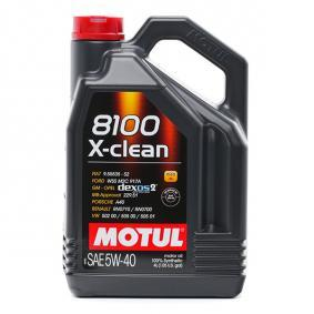 PORSCHE A40 Motoröl 104720 von MOTUL Original Qualität