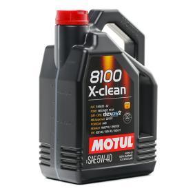 104720 comprar MOTUL Aceite de motor para coche MERCEDES-BENZ