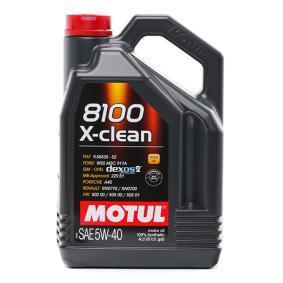 Olio 100% sintetico 104720 dal MOTUL di qualità originale