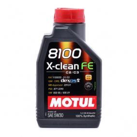 ISUZU D-MAX Motorenöl 104775 von MOTUL Original Qualität