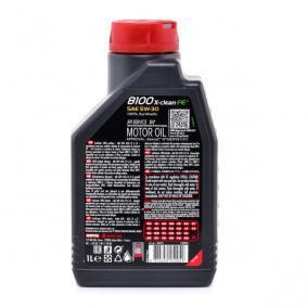 ISUZU D-MAX Auto Motoröl MOTUL (104775) zu einem billigen Preis