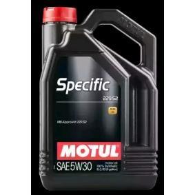 HONDA HR-V MOTUL Auto Öl, Art. Nr.: 104845