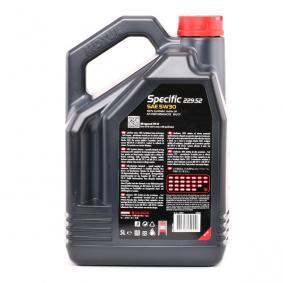 Auto Motoröl MOTUL 5W-30 (104845) niedriger Preis