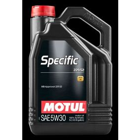 MOTUL 104845 order Engine oil HONDA