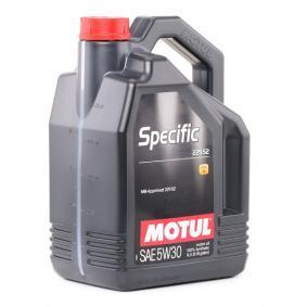 Olio motore MOTUL 104845 comprare