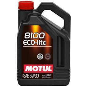MOTUL Motoröl SAE-5W-30 (104989) günstig kaufen