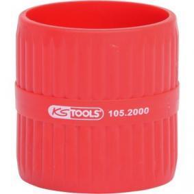 105.2000 Desbarbadora de tubos de KS TOOLS herramientas de calidad
