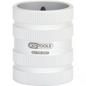 Desbarbadora de tubos 105.3001 KS TOOLS