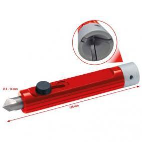 105.3015 Инструмент за изгл. ръбове на тръбопроводи от KS TOOLS качествени инструменти