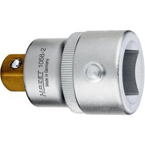 Reduzieradapter, Knarre 1058-2 HAZET