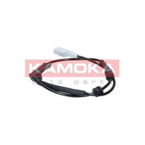 KAMOKA Sensor, Raddrehzahl 1493882080 für FIAT, PEUGEOT, CITROЁN, ALFA ROMEO, LANCIA bestellen