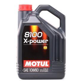 Olio auto API SM 106144 dal MOTUL di qualità originale