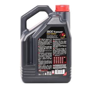 Olio per motore API SM MOTUL (106144) ad un prezzo basso
