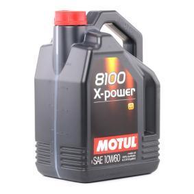 SAE-10W-60 Olio motore per auto MOTUL 106144 comprare