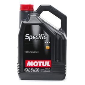 SAE-5W-20 Двигателно масло от MOTUL 106352 оригинално качество