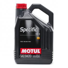 FORD TOURNEO CONNECT Aceite motor 106352 from MOTUL Top calidad