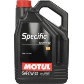 TOYOTA Proace Kasten / Kombi (MDX_) 2.0 D (MDX3_) MOTUL Motoröl (106414) kaufen zum günstigen Preis online