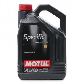 Cинтетично двигателно масло 107050 от MOTUL оригинално качество