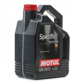 HONDA Auto oil MOTUL (107050) at low price