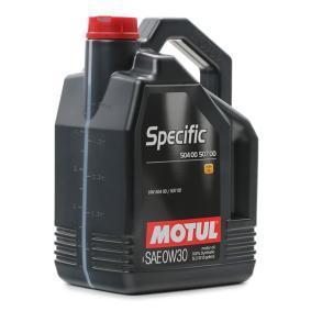 MOTUL Olio per motore 0W30 (107050) ad un prezzo basso