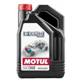 Motoröl SAE-0W-8 (107156) von MOTUL kaufen online