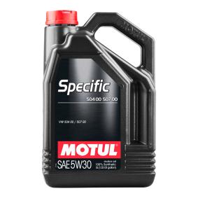 Aceite de motor 107368 von MOTUL recambios de calidad