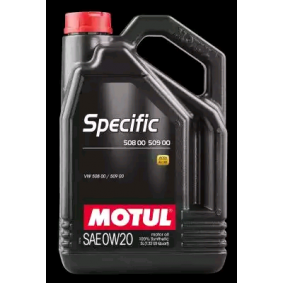 SAE-0W-20 Engine oil MOTUL 107384 online shop